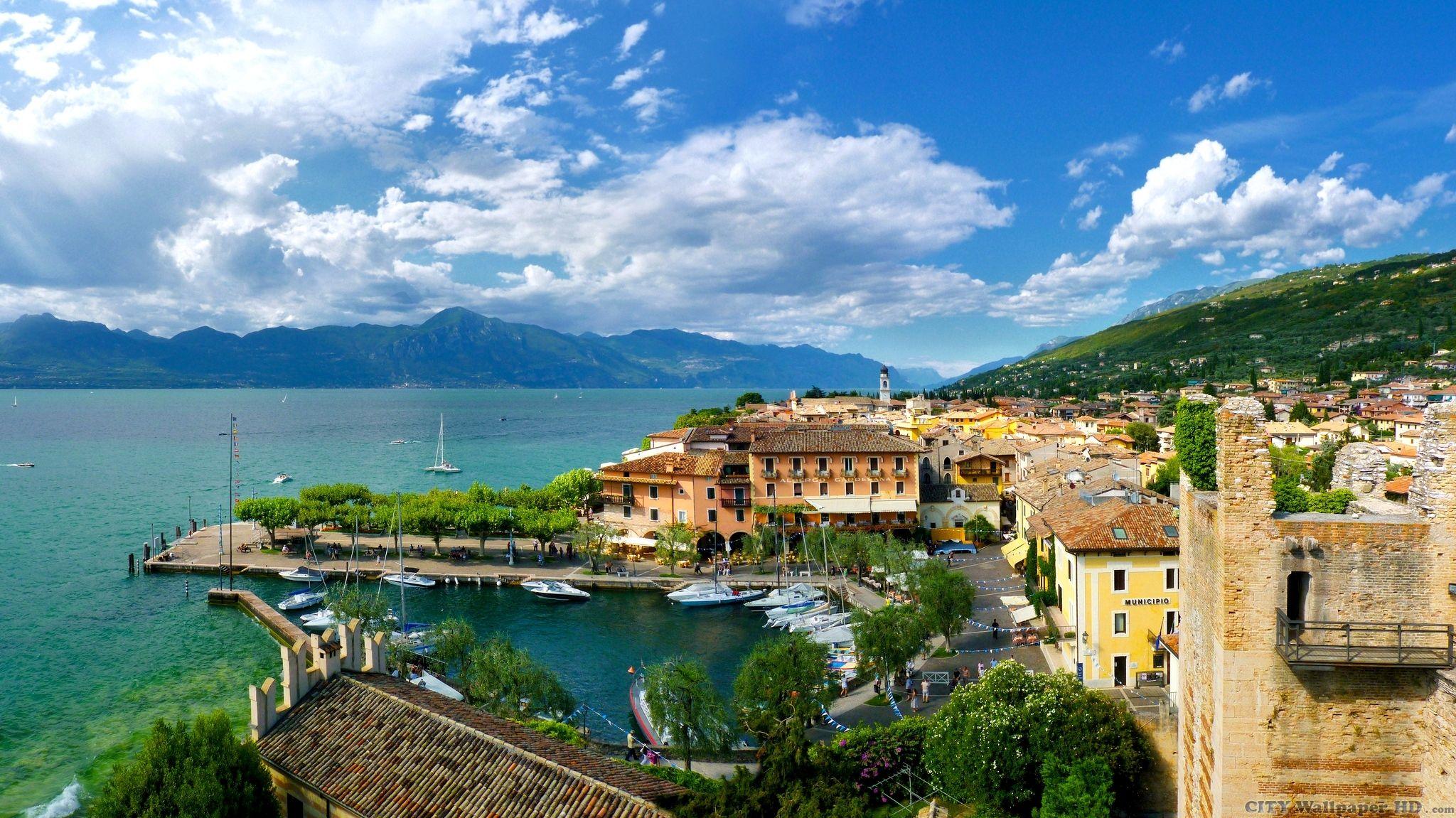 Apartment on Lake Garda